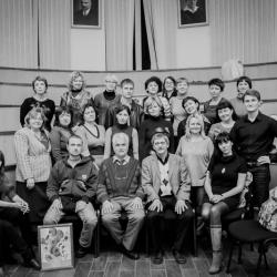 Алексейчик А.Е. Встреча в Киеве 2011 г.