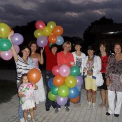 II Фестиваль «Первые шаги» 2011 год, мыс Тарханкут