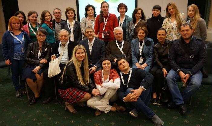 МИЭК на Первом Всемирном Конгрессе по экзистенциальной терапии. Лондон. 2015